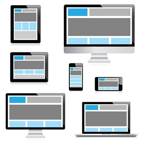 طراحی وب واکنشگرا در پایگاه نورمگز