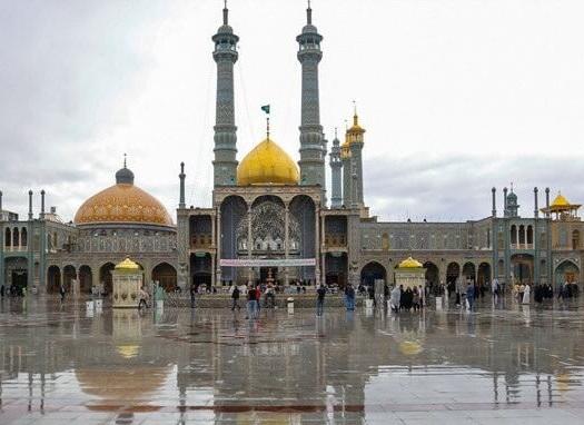 حضرت معصومه علیها سلام